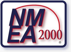 NMEA 2000 Certified logo